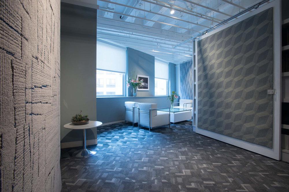 Atlas Carpet Mills Showroom