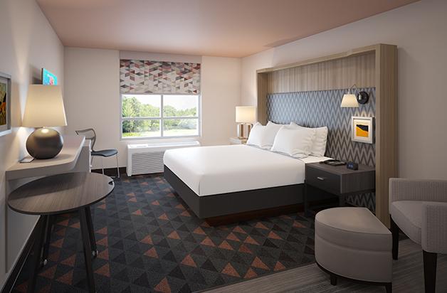 """CM Hospitality """"Holiday Inn"""""""