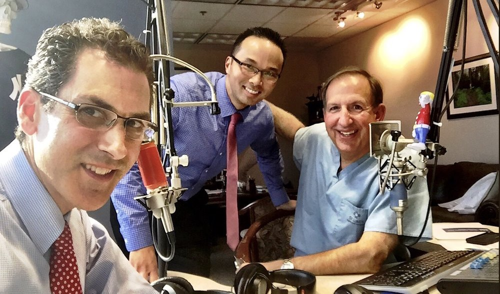 HKC Drs. Olivero Jr and Nguyen talk with Dr. Joe Galati about kidney disease