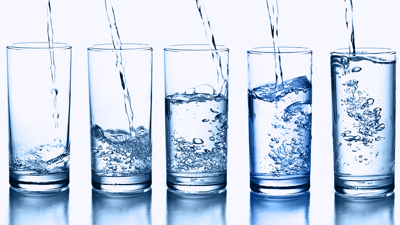 The recommendation that drinking 8 glasses of water a day is good for you ... is a myth. There is no data supporting this recommendation. In fact, we cannot find where this recommendation originated.  No two people are alike. No two people eat the same. They don't sweat the same. So why should they drink the same amount (8 glasses of water a day)?  The appropriate amount of fluid intake depends upon your specific situation. Those who exercise frequently or who have kidney stones should drink more. If you tend to retain fluid (edema) or need medications to urinate more (diuretics), then you should drink less.  In summary, there is no standard prescription for fluid intake. Not enough water is not good for some (e.g. dehydration) but too much water is harmful to many (e.g. fluid overload, edema, hyponatremia).  Questions or have problems with the above? Come talk to us at HKC.