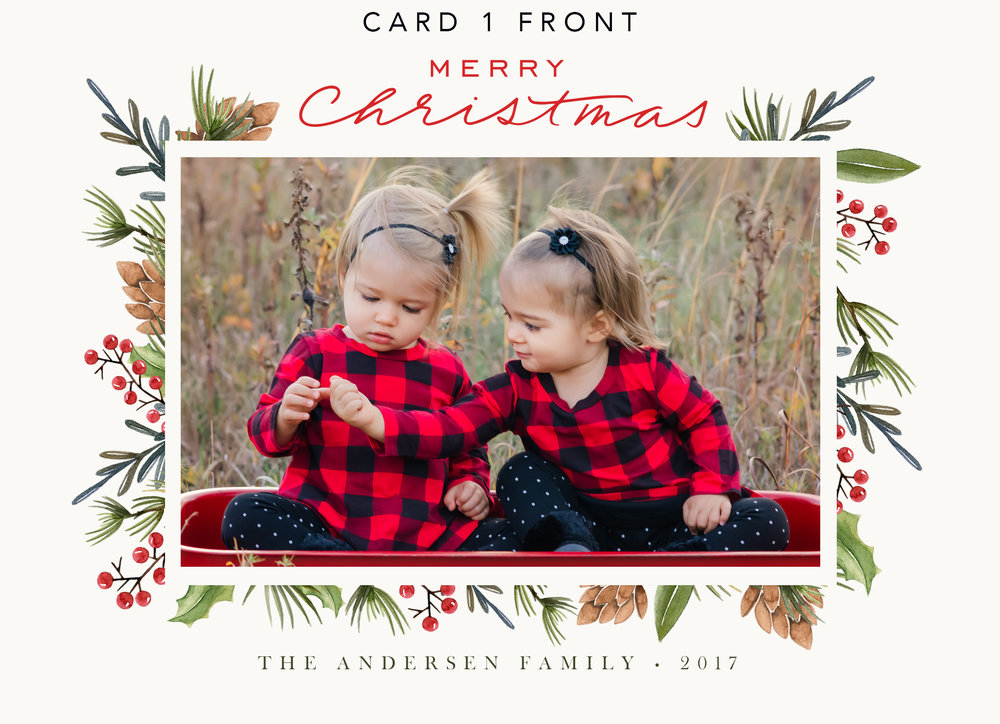 holiday cards 2017 - Holiday Cards 2017