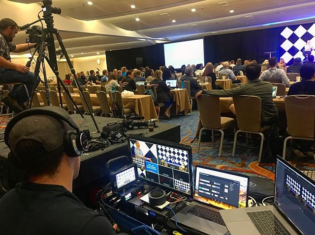 Need An Event Live-streamed!? @fullsensepro has your back And More! @pixleprohd manning the control station on the last event we streamed for 8+hours. Contact us today to get a quote for our packages! #sandiego #sandiegoevents #livestream #losangeles #live #event #production #cinema #sony #blackmagic #4k #bts @ikancorp #perspective #landscape #photography #sdvideo #videography #colors #colorful #tedtalk #tedx #sharktank @tonydimaria @ryan_clowers