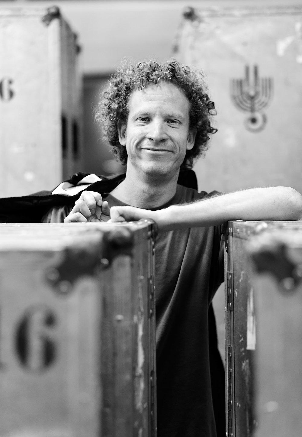 Amir van der Hal, Violist