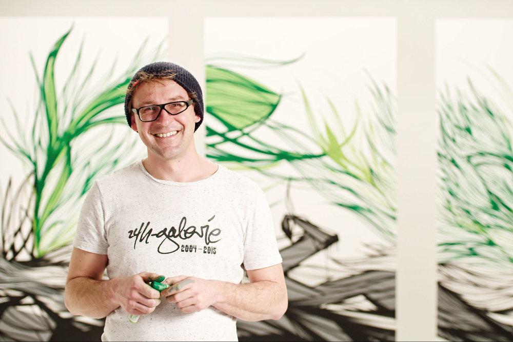 Emanuel Jesse, Maler & Grafiker