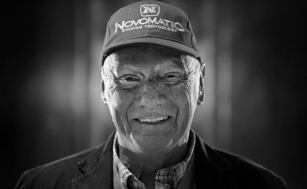 Niki Lauda, Mercedes Aufsichtsratsvorsitzender
