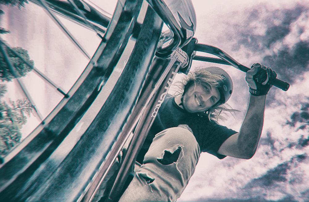 Matt Waldner, BMX-Biker