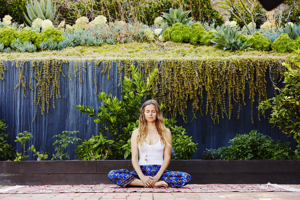 SADIE ADAMS, FOUNDER GROUND SPACE & TAKE CARE BODY MIND