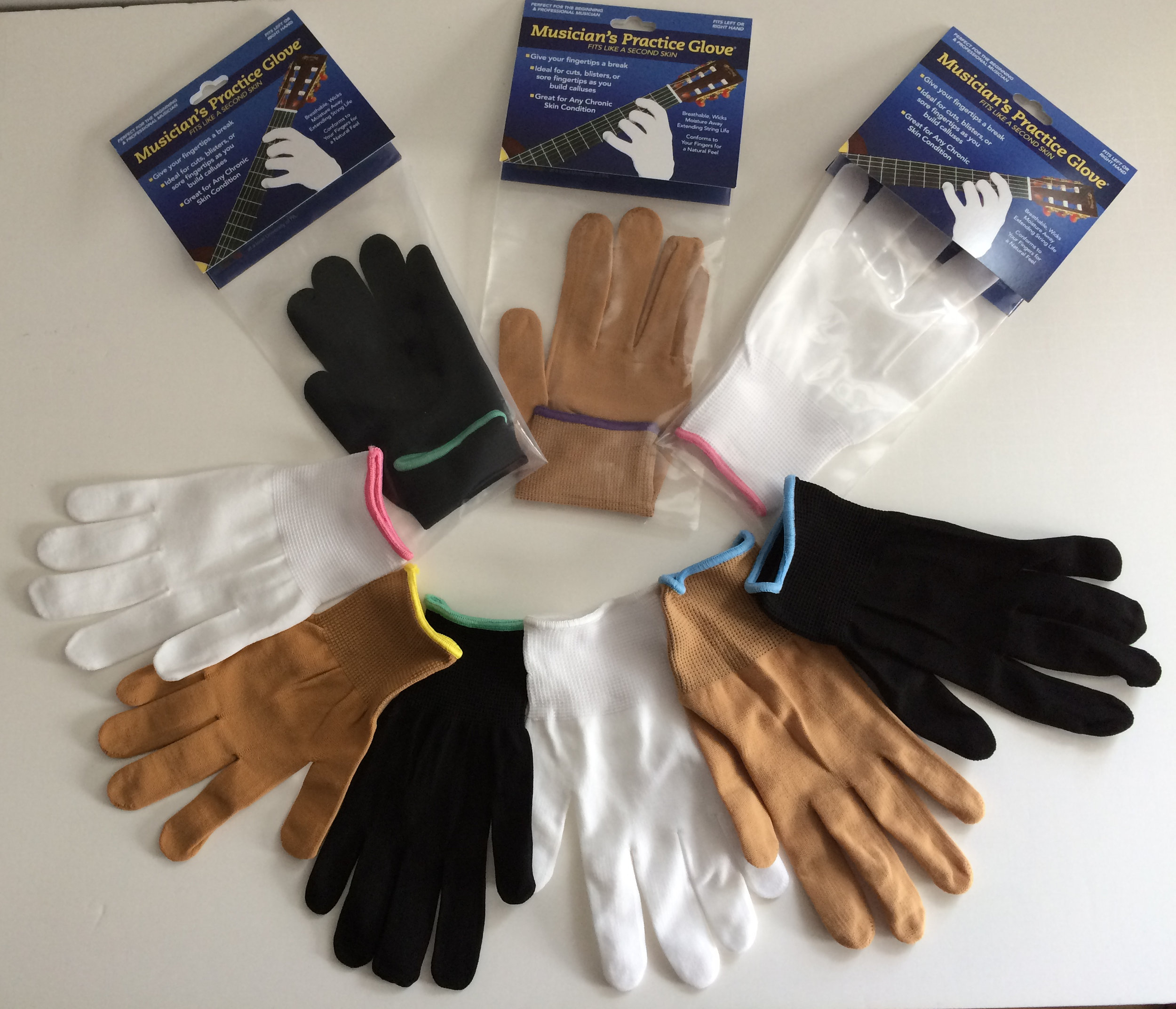 Fingerless gloves for musicians - From 6 49 W Free Shipping Shop Now 717 413 3265 Musician S Practice Glove