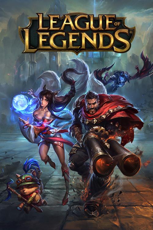 League of Legends 5v5
