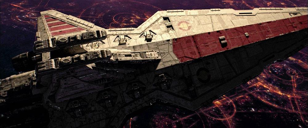 Venator -class Star Destroyer