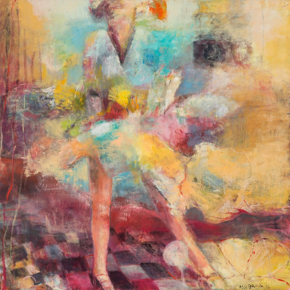 WONDERFUL - oil on canvas | 48 x 48