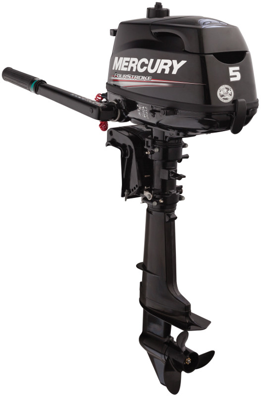 5 Horsepower - WOT RPM:  4500-5500Displacement: 7.5 cu in (123cc)Shaft Length: 15 inchesDry Weight: 57lbsStarting: Manual
