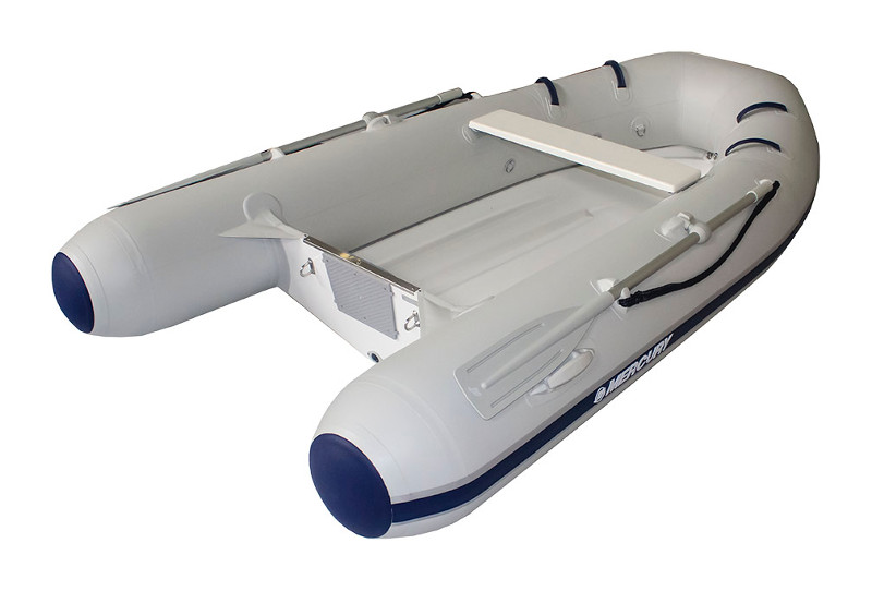 "340 Sport - Length: 10'6""Weight: 133 lbsCapacity: 5 personsMaterial: PVCMax Horsepower: 20"