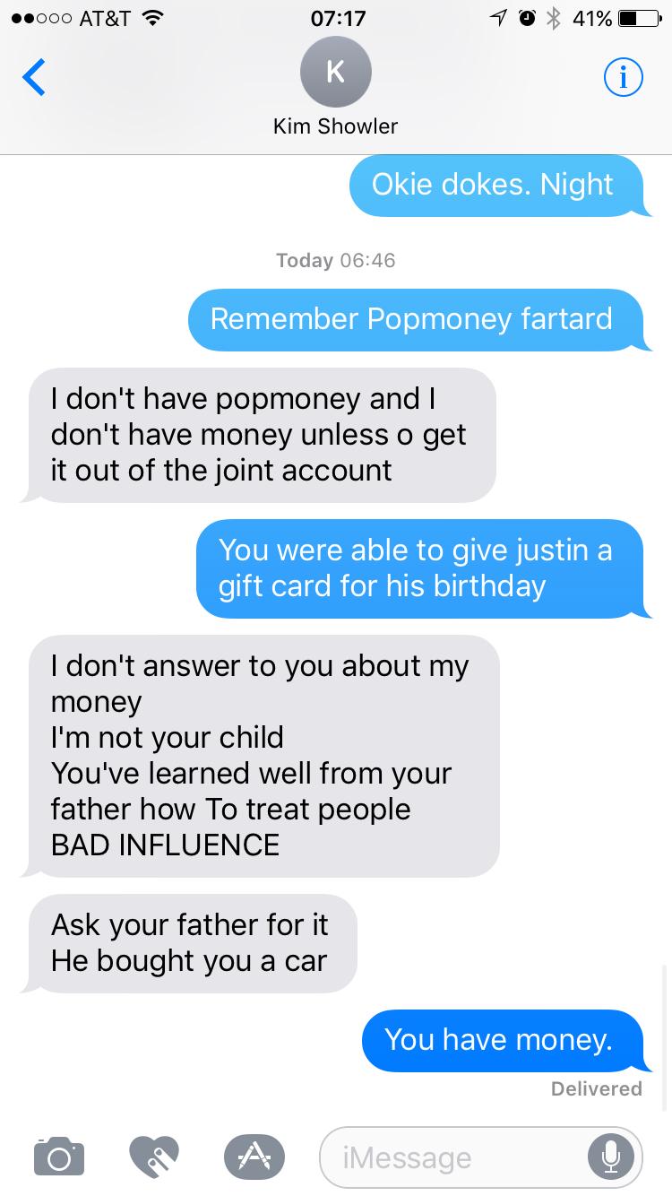 P for Popmoney