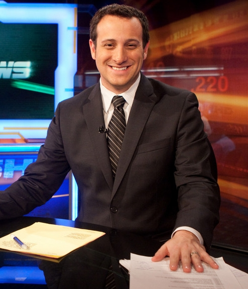 Bram Weinstein - American Sportscaster and Horse Racing Aficionado who, when not covering major Thoroughbred Racing events, is the host of The Bram Weinstein Show on ESPN 980.