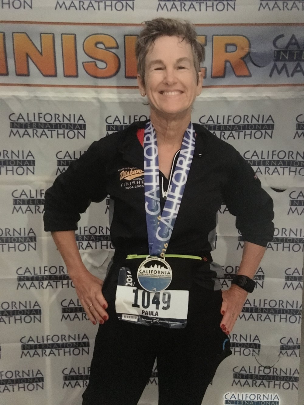 Paula at CIM 2016
