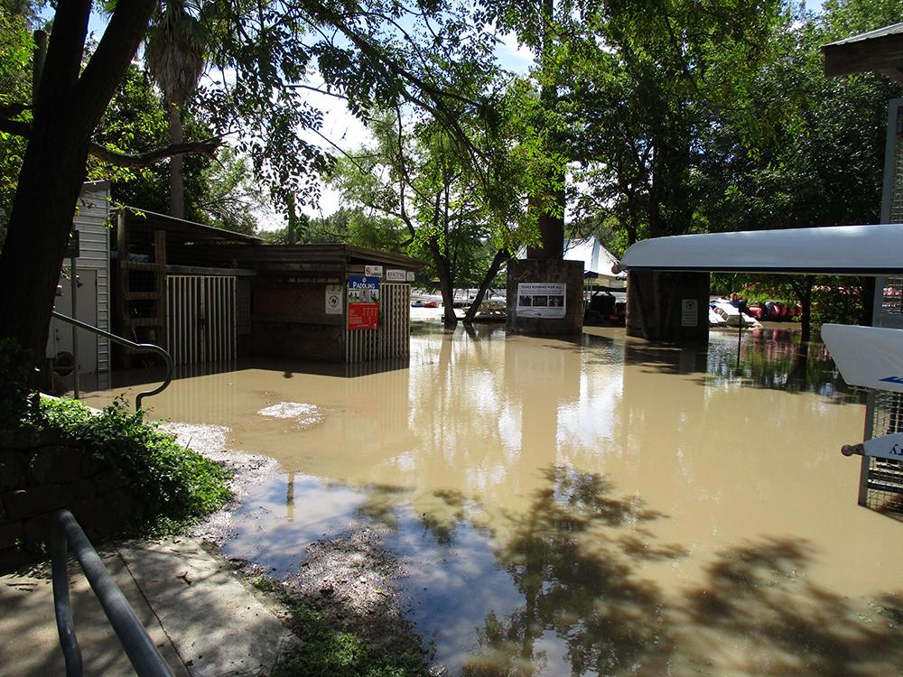 Texas Rowing Center 10/21/18
