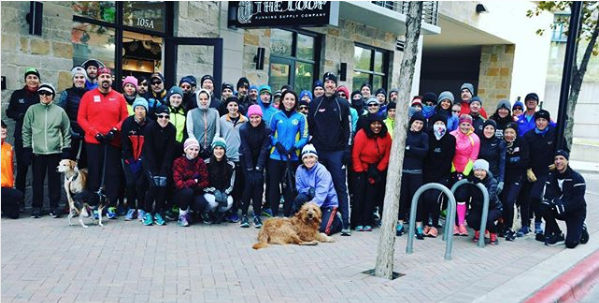 3rd Annual New Year's Day Run