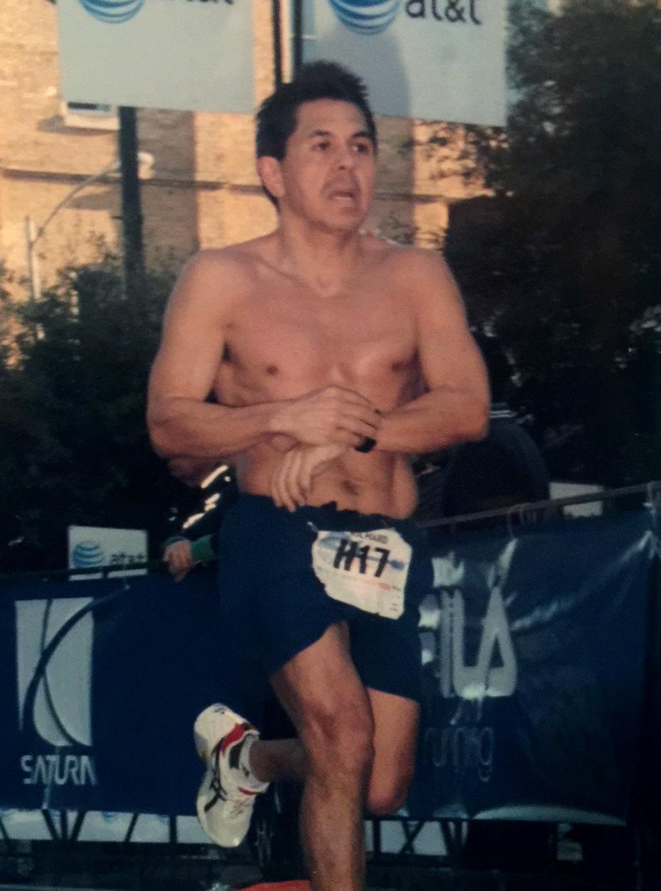 2008 Austin Marathon