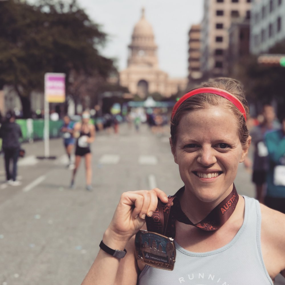 2019 Austin Marathon