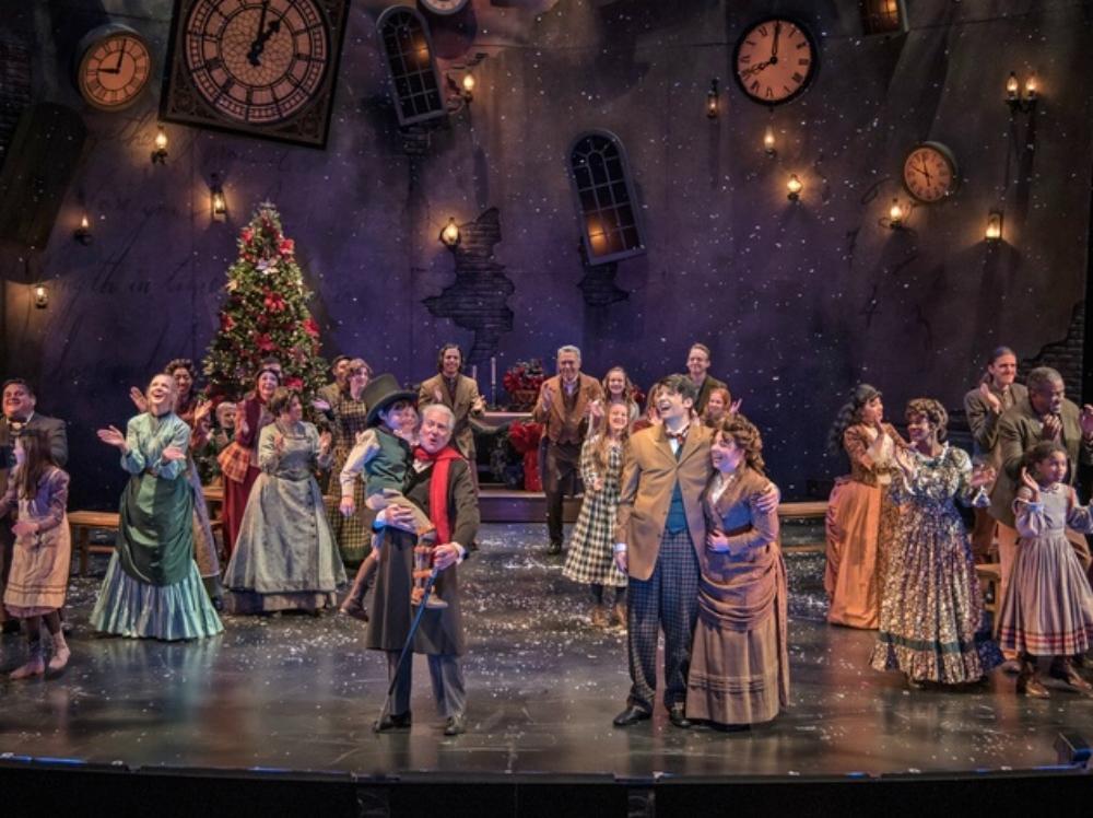 A Christmas Carol. ZACH Theatre. Props Artisan. 2015.