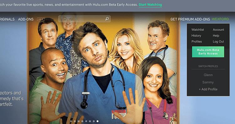 Hulu Live: Market Unlimited Screens Better — U/X & Growth