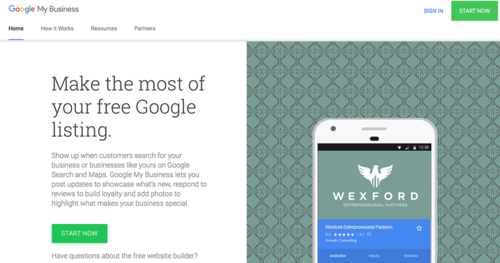 have a home business how to verify your business on google without