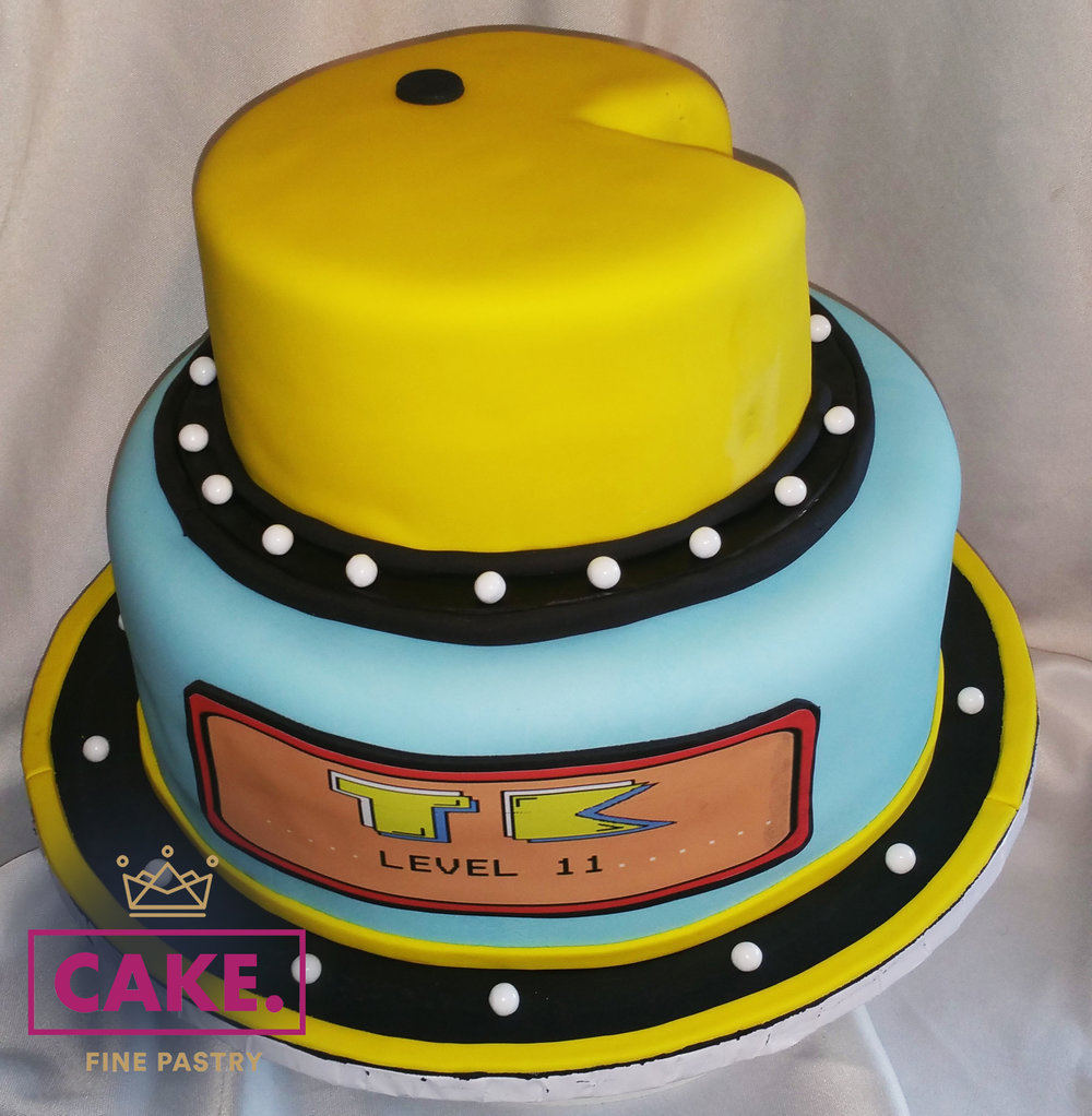 Custom Cakes Houston — Cake Fine Pastry