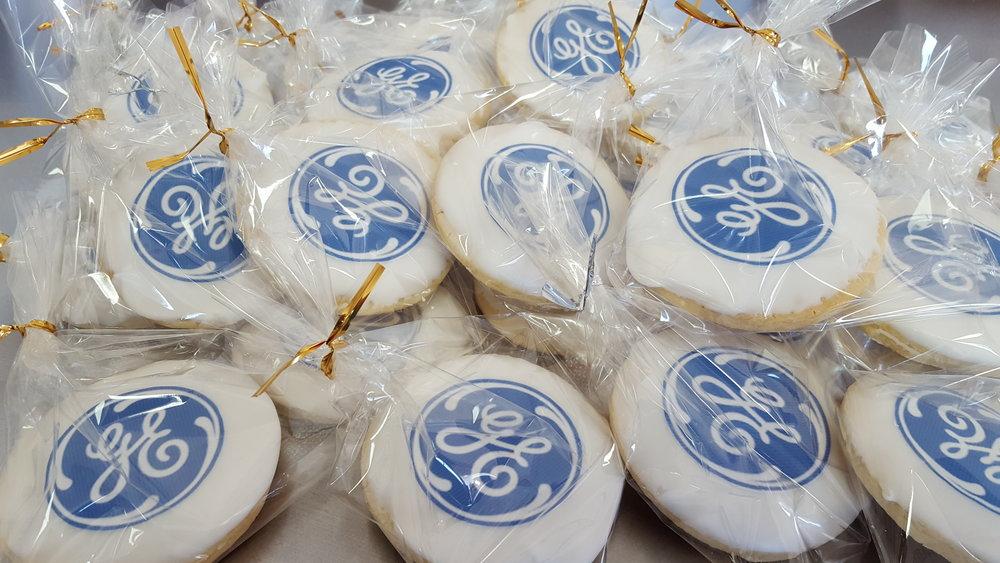 Custom Logo Sugar Cookie