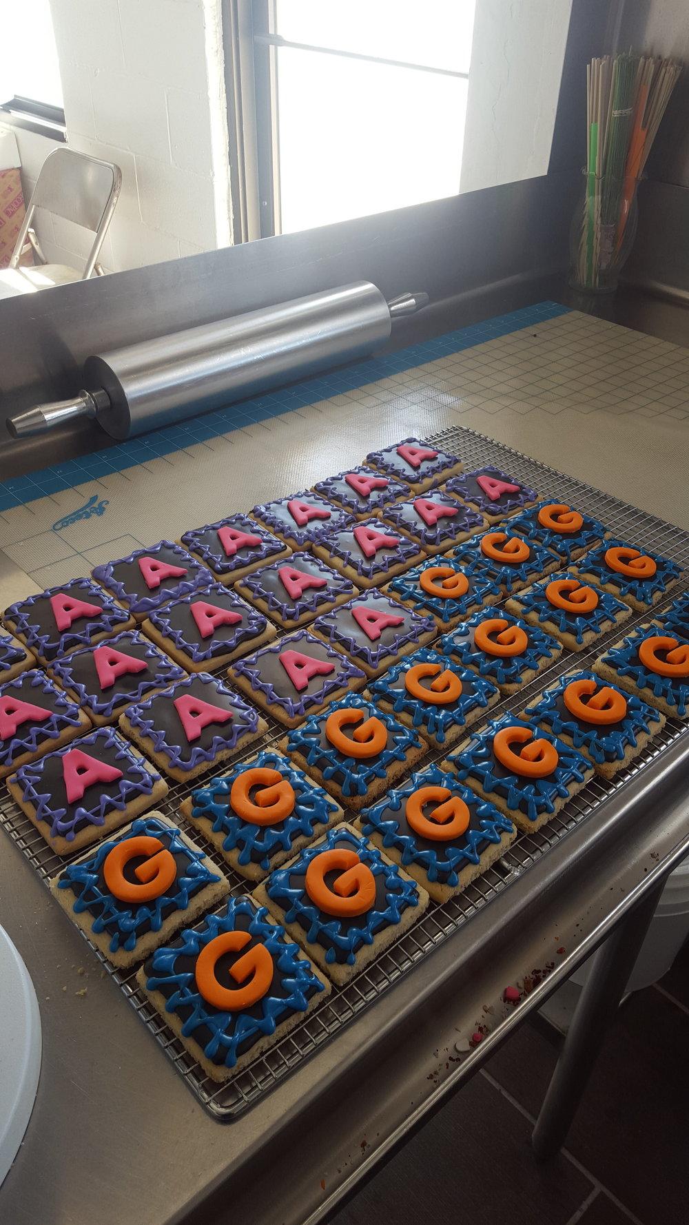 Custom Sugar Cookie