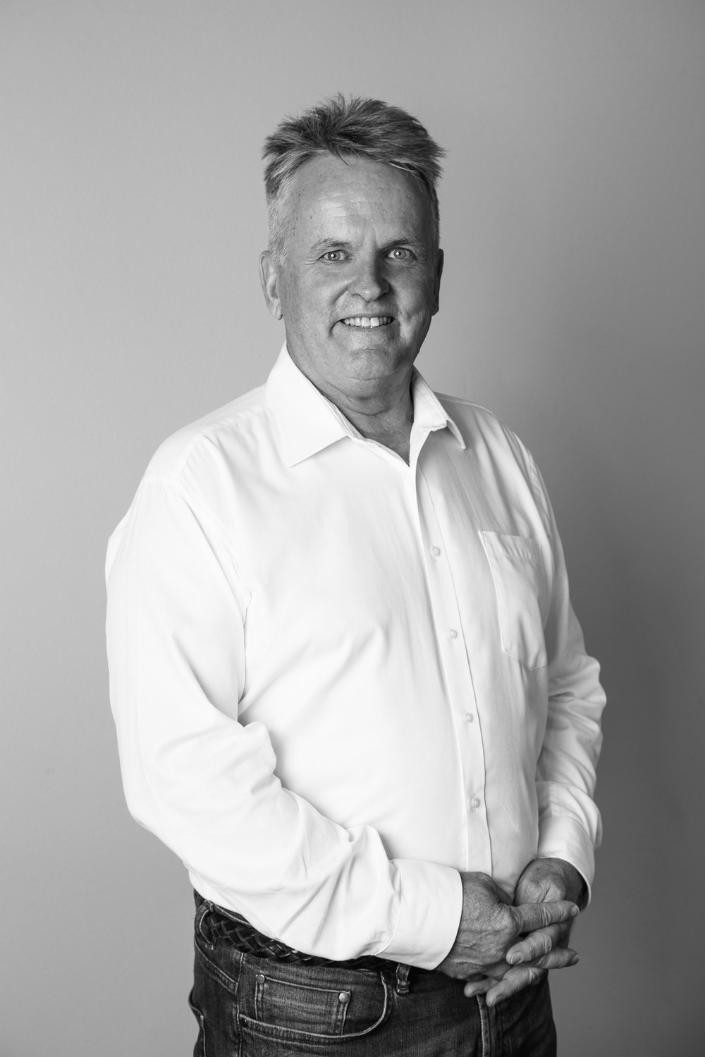 Grant Johnston - Project & Development Manager