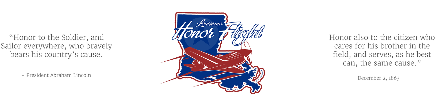 Honor Flight Louisiana