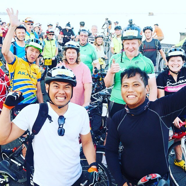 Bike the Bridge was AWESOME! So cool to see a swarm of amazing, energetic people cycling over the Harbour Bridge!!! Thanks to all the sponsors and charities and businesses that supported the event: @mercury_nz @skoda.nz @akltransport @aklcouncil @sportnewzealand @visitauckland @urbanlistakl @auckland.insta @harbour_sport @cityofauckland @photogear.nz @auckland.nz