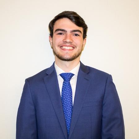 Name: Danny Mayott  Grade: 1st year  From: Bayshore, New York  Position: Treasurer