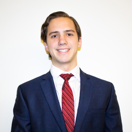 Name: Quinn Olson  Grade: 3rd year  From: Malvern, Pennsylvania  Position: IFC Represenative