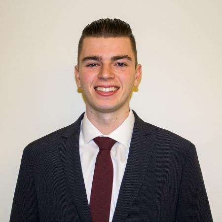 Name: Brett Adcock  Grade: 3rd year  From: Springdale, Arkansas  Position: Member