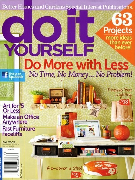 DIY Magazine. Fall 2009