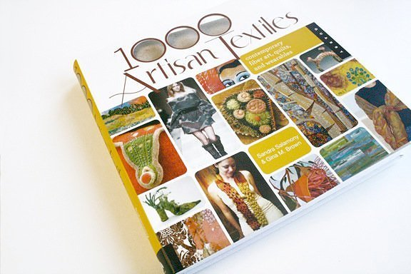 Artisan Textiles by Quarry Books, 2010.