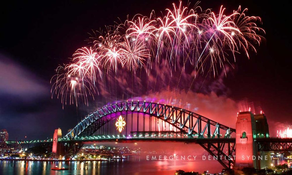 © Emergency Dentist Sydney Festive Season Dental Emergencies 04 Sydney Fireworks New Years.jpg