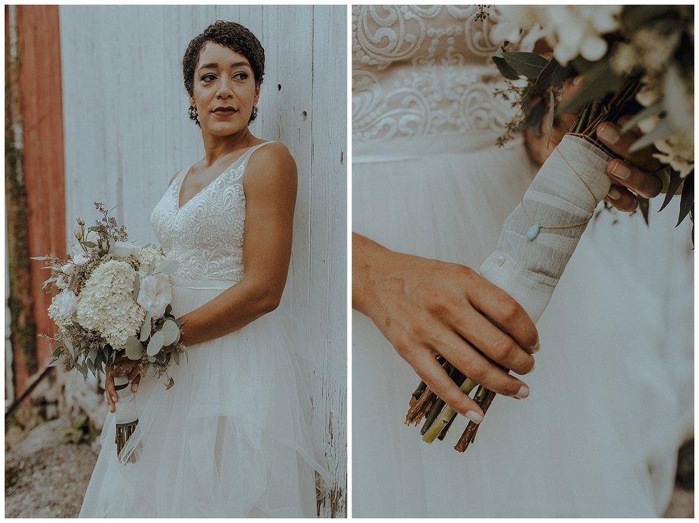 barn bride