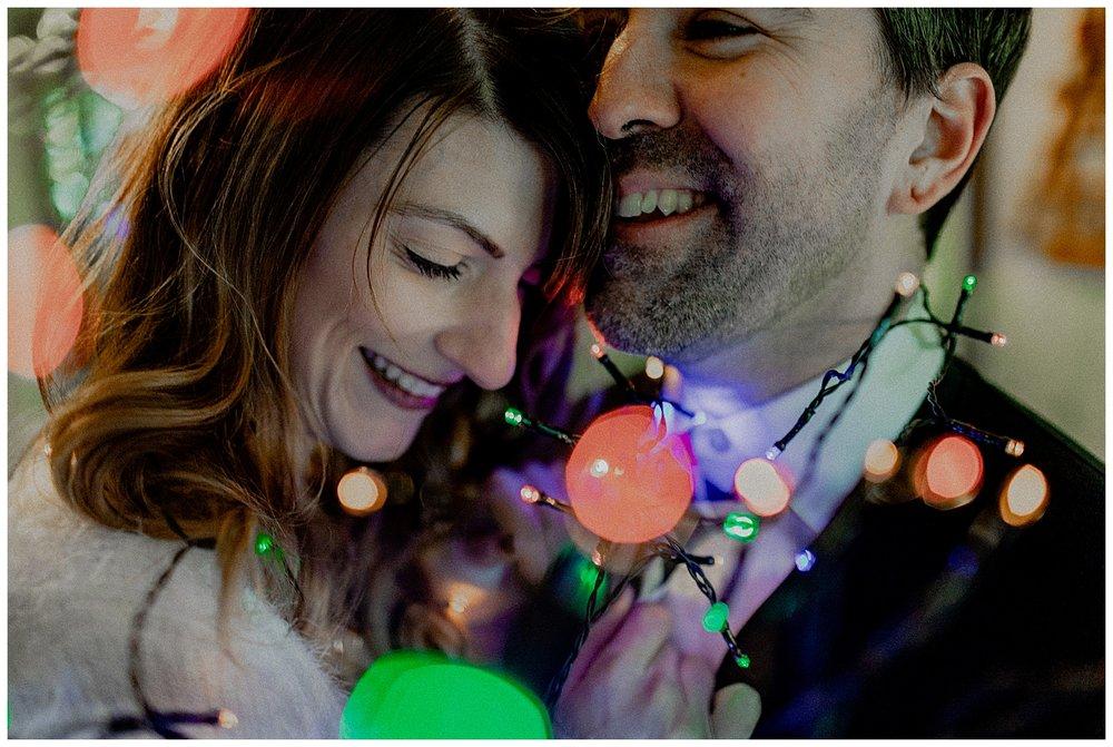christmas lights photos