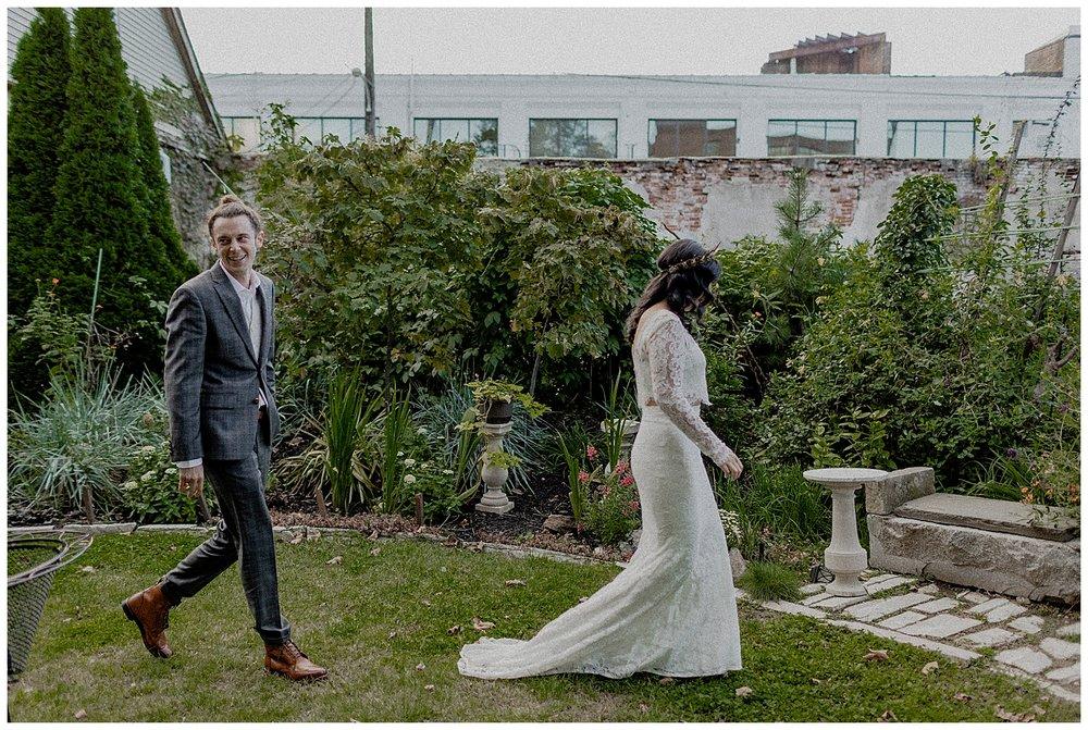 a fishtown wedding