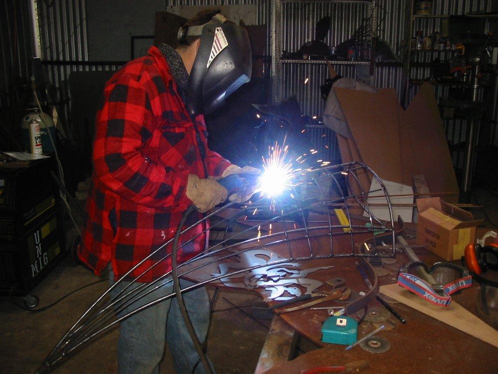 Yvonne welding.jpg