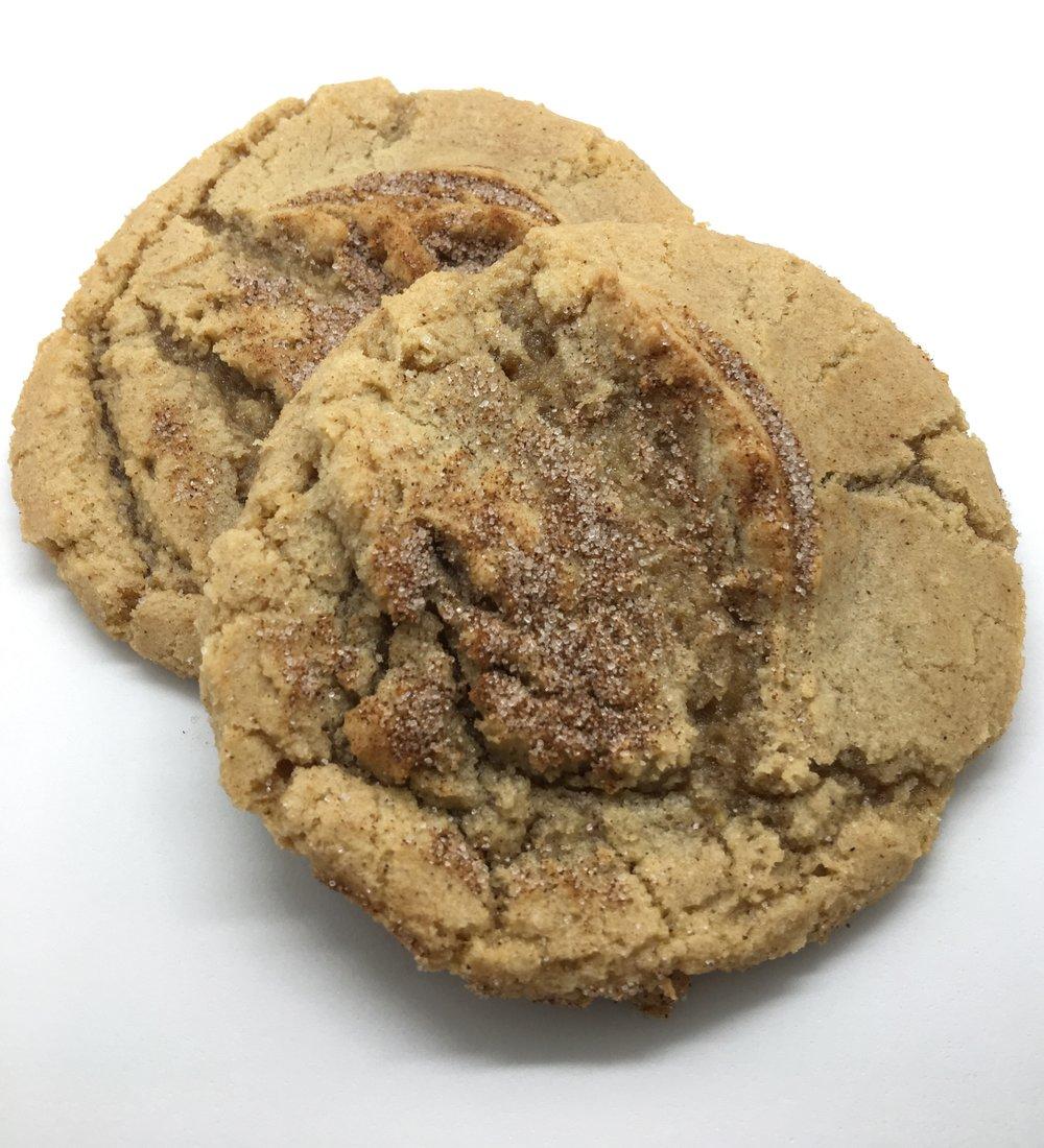 Cinnamon Sugar (Snickerdoodle) Cookies