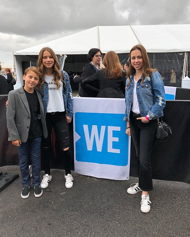 WE had so much fun at #wedaycalifornia today!! Such a fun event with an even more important message!!