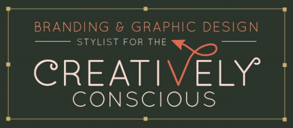 Branding, print, and web design stylist for creatively conscious small businesses.