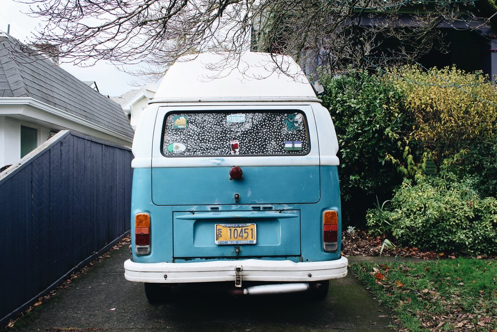Portland Oregon VW Bus Miranda