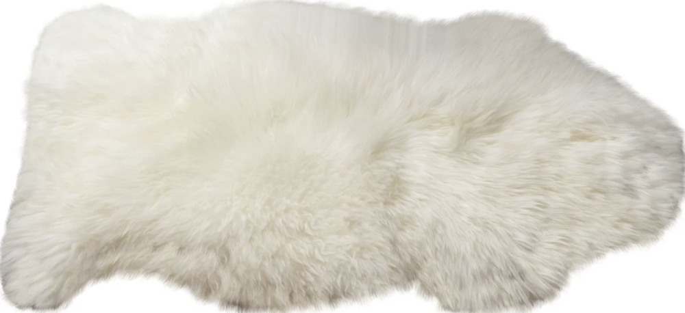 Sheep Skin Rug or Throw