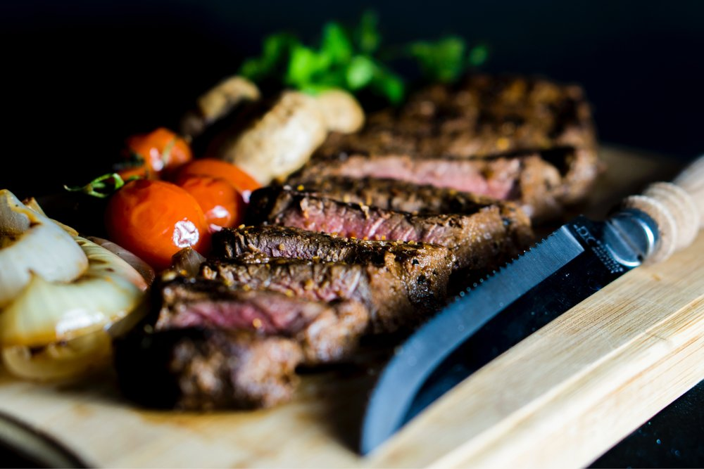 Unique Valentine's Day Gift for Him, Boyfriend, Fiance, Husband | Omaha Steak Delivery and Dinner