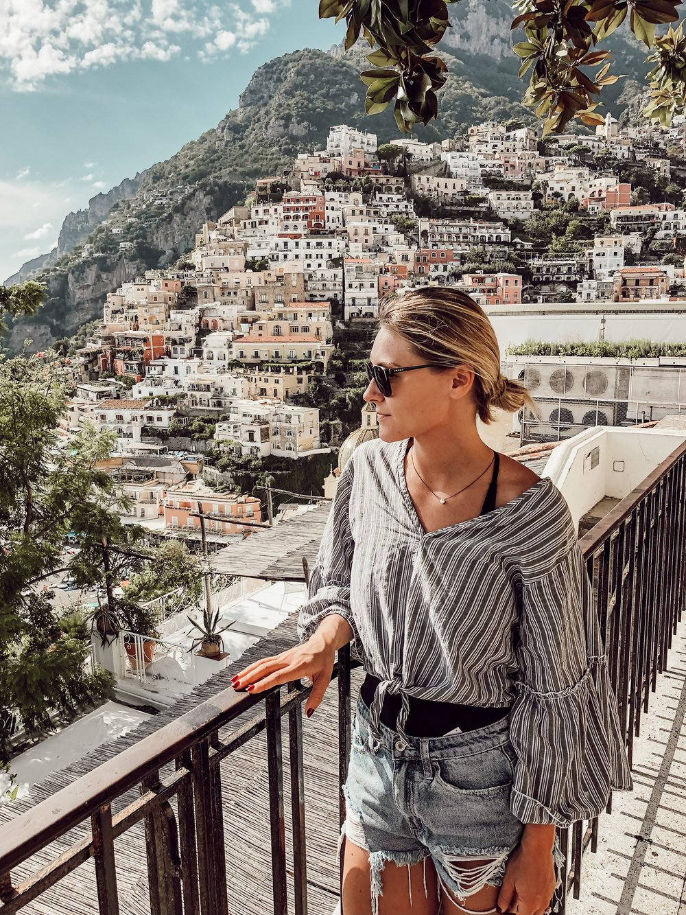 Positano Italy | Three Days on the Amalfi Coast, Amalfi Travel Guide, What to Do in Amalfi Italy | Miranda Schroeder Blog